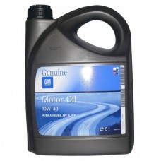 GM Semi Synthetic 10W-40, 5л
