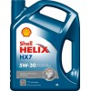 SHELL 5W30 HELIX HX7 4л