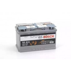 Bosch 0 092 S5A 110, 80А·ч