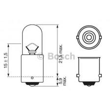 Bosch 1 987 302 207