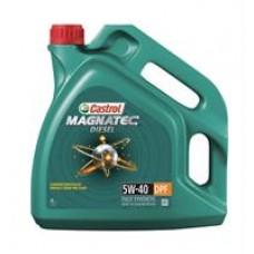 Castrol Magnatec Diesel DPF 5W-40, 4л