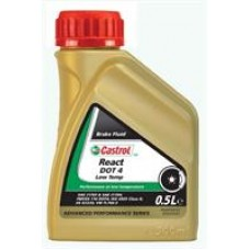 Castrol REACT LOW TEMP DOT 4, 0.5л