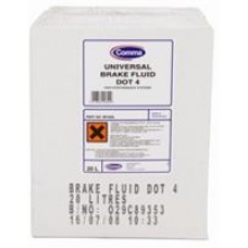 Comma BRAKE FLUID DOT 4, 20л