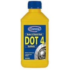 Comma BRAKE FLUID DOT 4, 0.5л