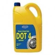 Comma BRAKE FLUID DOT 4, 5л