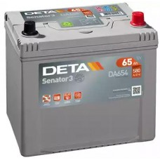Deta DA654, 65А·ч