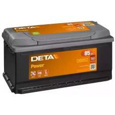 Deta DB852, 85А·ч