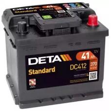 Deta DC412, 41А·ч