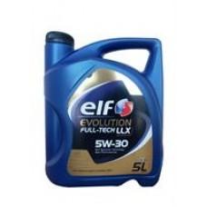 Elf Evolution Full-Tech LLX 5W-30, 5л