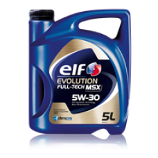 Elf Evolution Full-Tech MSX 5W-30, 5л
