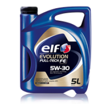 Elf Evolution Full-Tech FE 5W-30, 5л