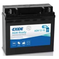 Exide AGM12-18, 18А·ч