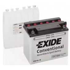 Exide EB16L-B, 19А·ч