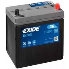 Exide EB356, 35А·ч