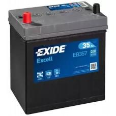 Exide EB357, 35А·ч