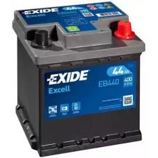Exide EB440, 44А·ч