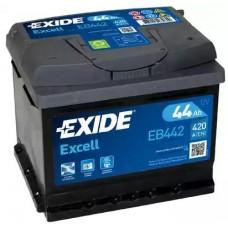 Exide EB442, 44А·ч