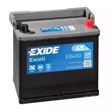 Exide EB450, 45А·ч