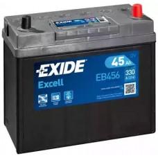 Exide EB456, 45А·ч