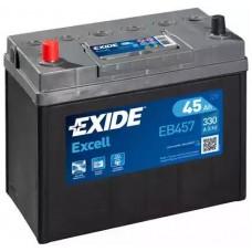 Exide EB457, 45А·ч