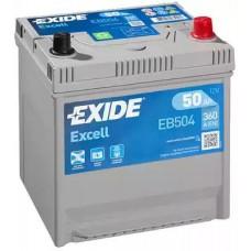Exide EB504, 50А·ч