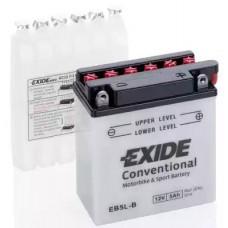 Exide EB5L-B, 5А·ч