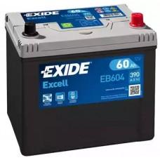 Exide EB604, 60А·ч