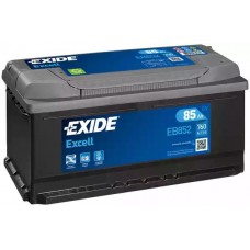 Exide EB852, 85А·ч