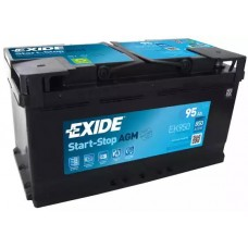 Exide EK950, 95А·ч