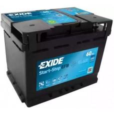 Exide EL600, 60А·ч