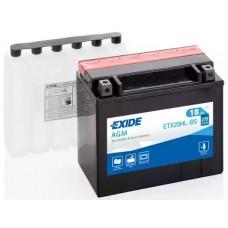 Exide ETX20HL-BS, 18А·ч