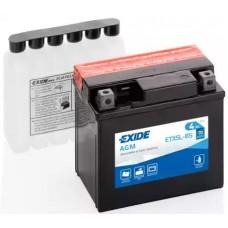 Exide ETX5L-BS, 4А·ч