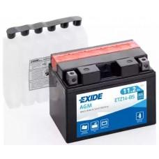 Exide ETZ14-BS, 11.2А·ч