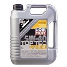 Liqui Moly Top Tec 4100 5W-40, 5л