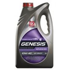 Lukoil Genesis Advanced 10W-40, 4л