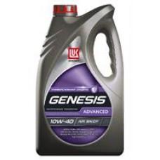 Lukoil Genesis Advanced 10W-40, 5л