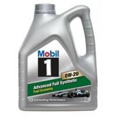 Mobil Advanced Fuel Economy 0W-20, 4л