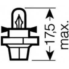 Osram 2452MFX6