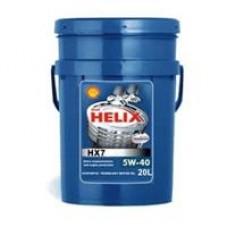Shell Helix HX7 5W-40, 20л