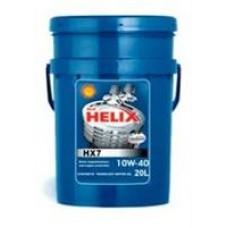 Shell Helix HX7 10W-40, 20л