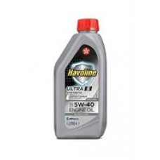 Texaco HAVOLINE ULTRA S 5W-40, 1л