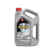 Texaco HAVOLINE ULTRA 5W-40, 4л