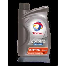 Total QUARTZ INEO MC3 5W-40, 1л