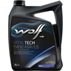 WOLF VITALTECH 5W30 ASIA/US 5 л