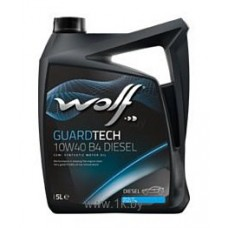 WOLF GUARDTECH B4 10W40 Diesel 5 л