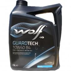 WOLF GUARDTECH 10W40 B4 5 л