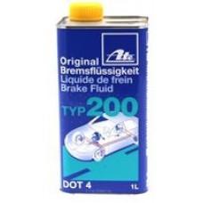 ATE Brake Fluid TYP 200 DOT 4, 1л