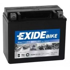 Exide AGM12-10, 10А·ч