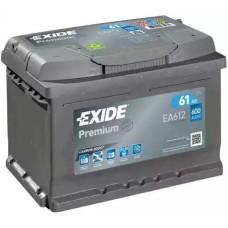 Exide EA612, 61А·ч